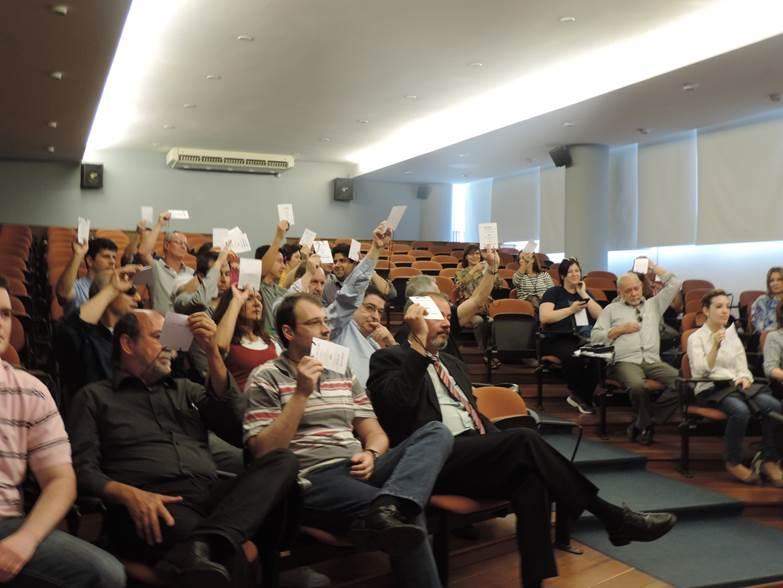 ATENS UFRGS-UFCSPA – Assembleiaa de criação em 09:09:2013