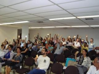 Transformação da Atens UFMG em Seção Sindical – 27:03:2013